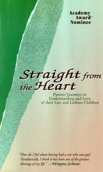 Straight from the Heart - Film Cover