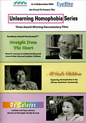 Unlearning Homophobia - Film Cover